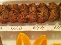 עוגת תפוז - שוקולד