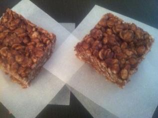 פיצפוצי אורז ושוקולד